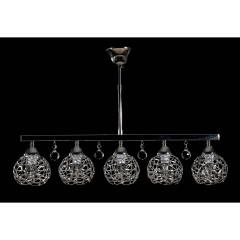 Φωτιστικά Κρύσταλλα - 1012 ΡΑΓΑ ΠΕΝΤΑΦΩΤΗ ΦΩΤΙΣΤΙΚΑ Φωτιστικά - Paraskevopoulos Lighting πολύφωτα